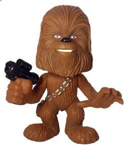 Star Wars - bobble head Chewbacca 15 cm