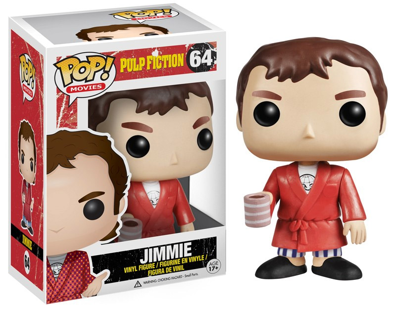 Pulp Fiction POP! - figúrka Jimmie 10 cm