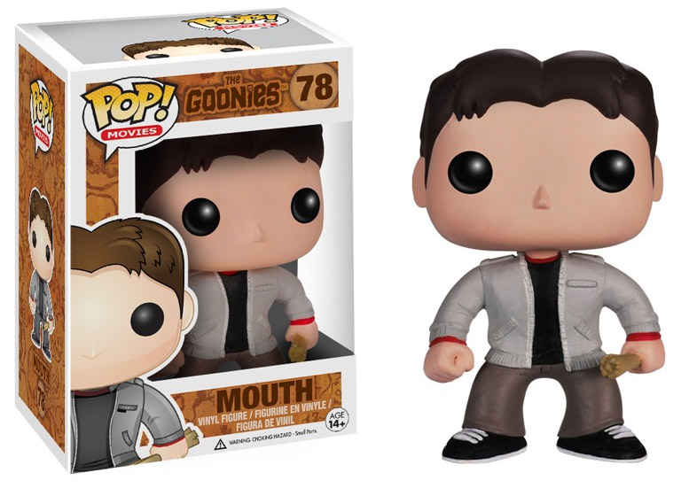 The Goonies POP! - figúrka Mouth 10 cm