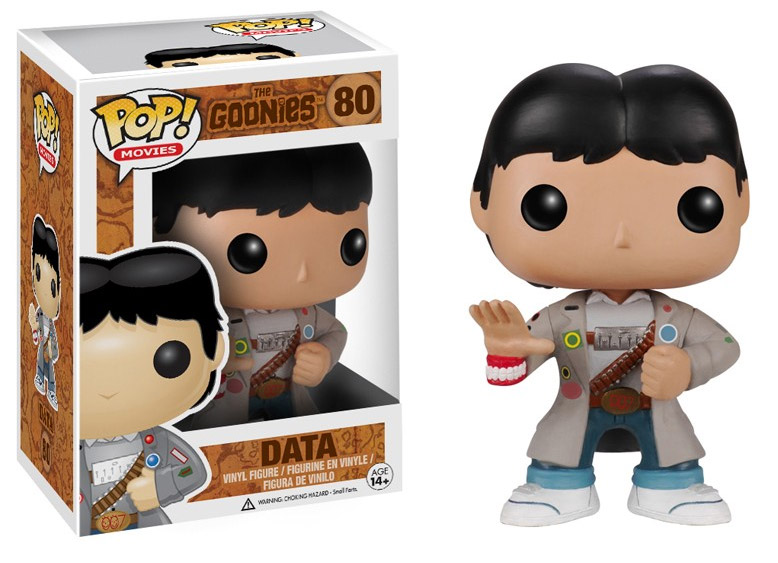 The Goonies POP! - figúrka Data 10 cm