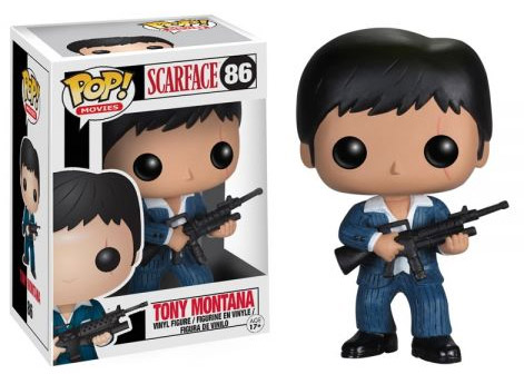 Scarface POP! - figúrka Tony Montana 10 cm