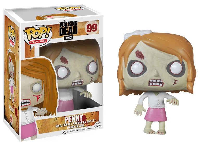 The Walking Dead POP! - figúrka Penny 10 cm