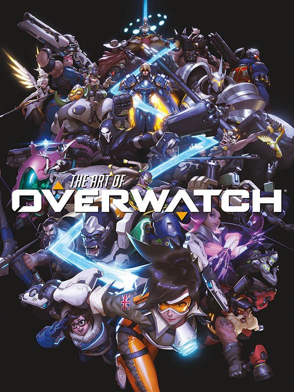 Overwatch - art book The Art of Overwatch