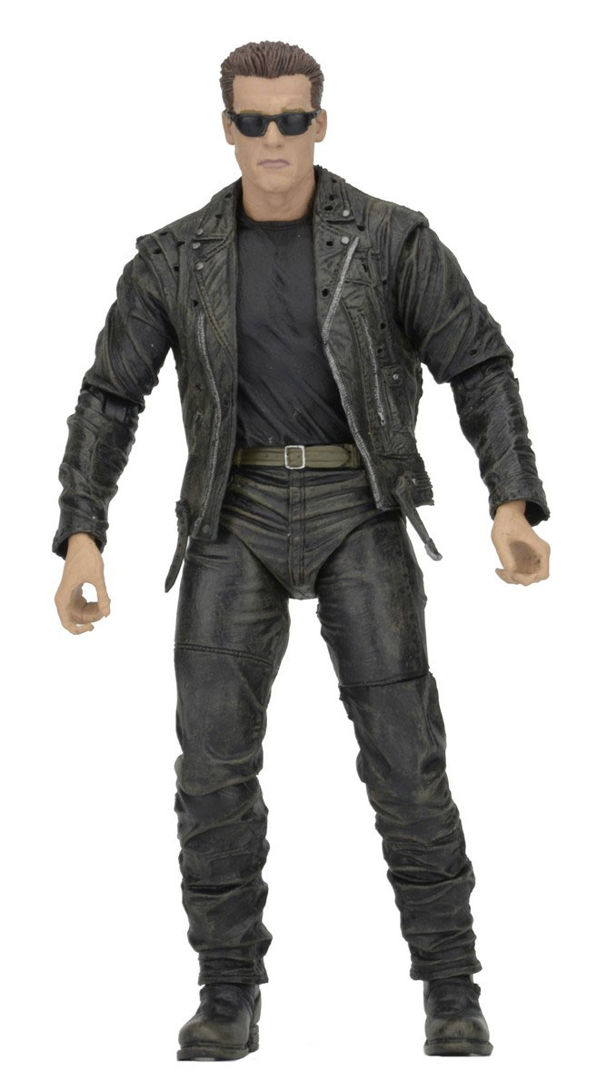 Terminator 2 Judgment Day - figúrka 25th Anniversary T-800 (3D Release) 18 cm