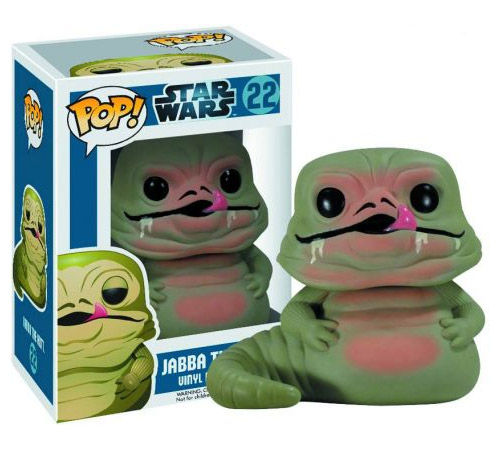 Star Wars POP! - bobble head Jabba The Hutt 10 cm