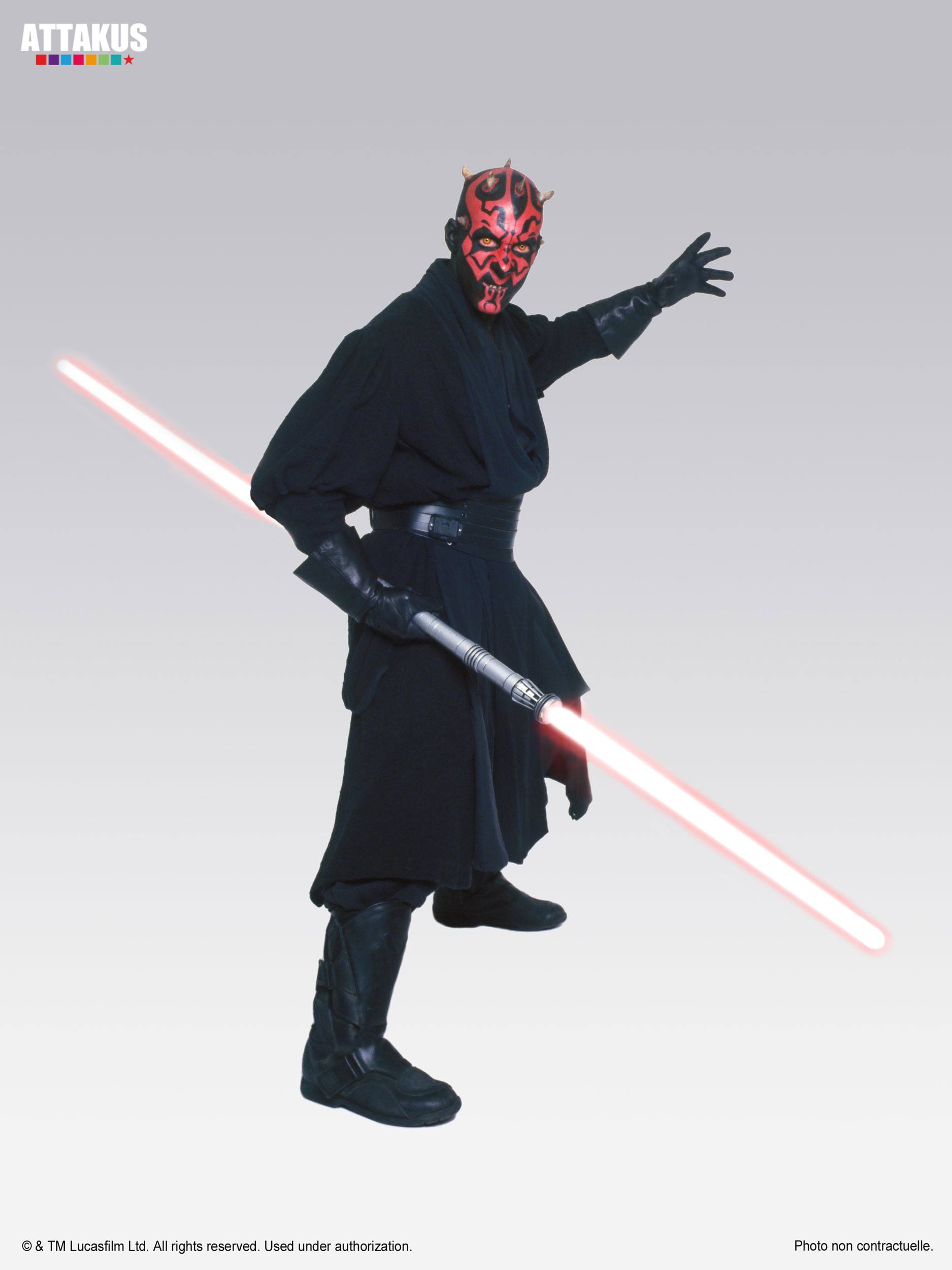Star Wars - soška Darth Maul 16 cm