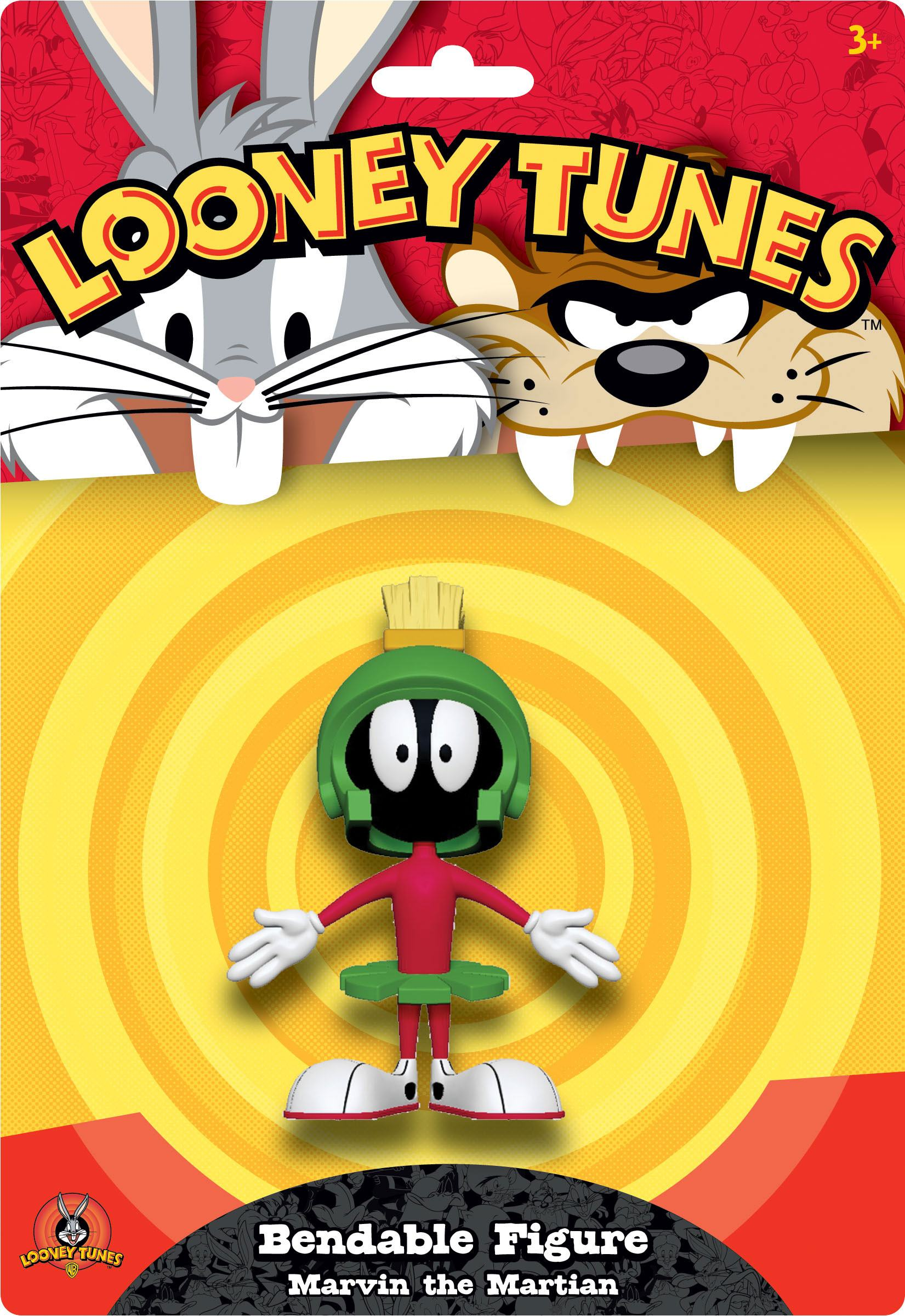 Looney Tunes - figúrka Marvin the Martian 15 cm