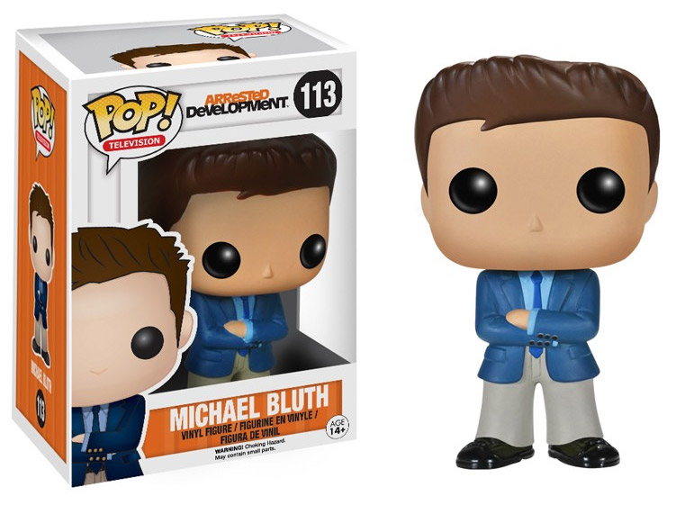 Arrested Development POP! - figúrka Michael Bluth 10 cm