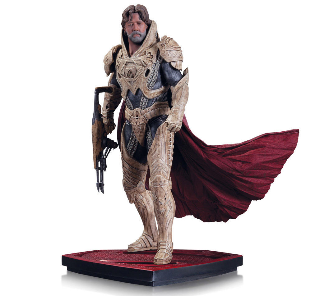 Man of Steel - soška Jor-El 30 cm
