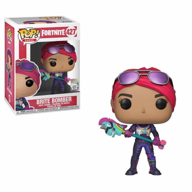 Fortnite POP! - figúrka Brite Bomber 9 cm