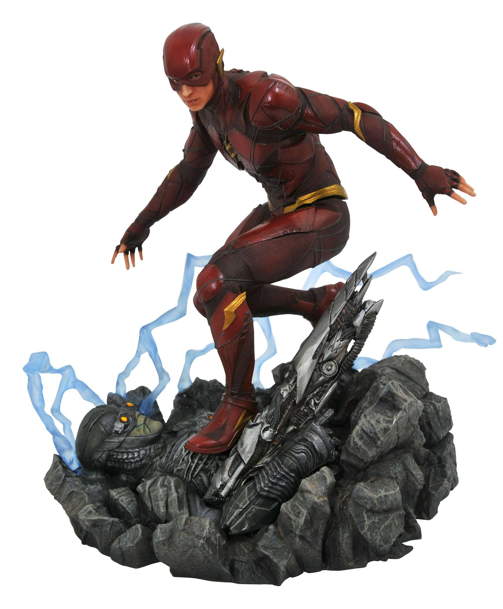 Justice League - socha DC Gallery The Flash 23 cm