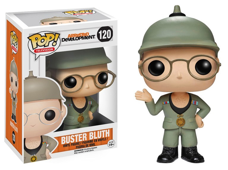Arrested Development POP! - figúrka Buster Bluth Good Grief 10 cm
