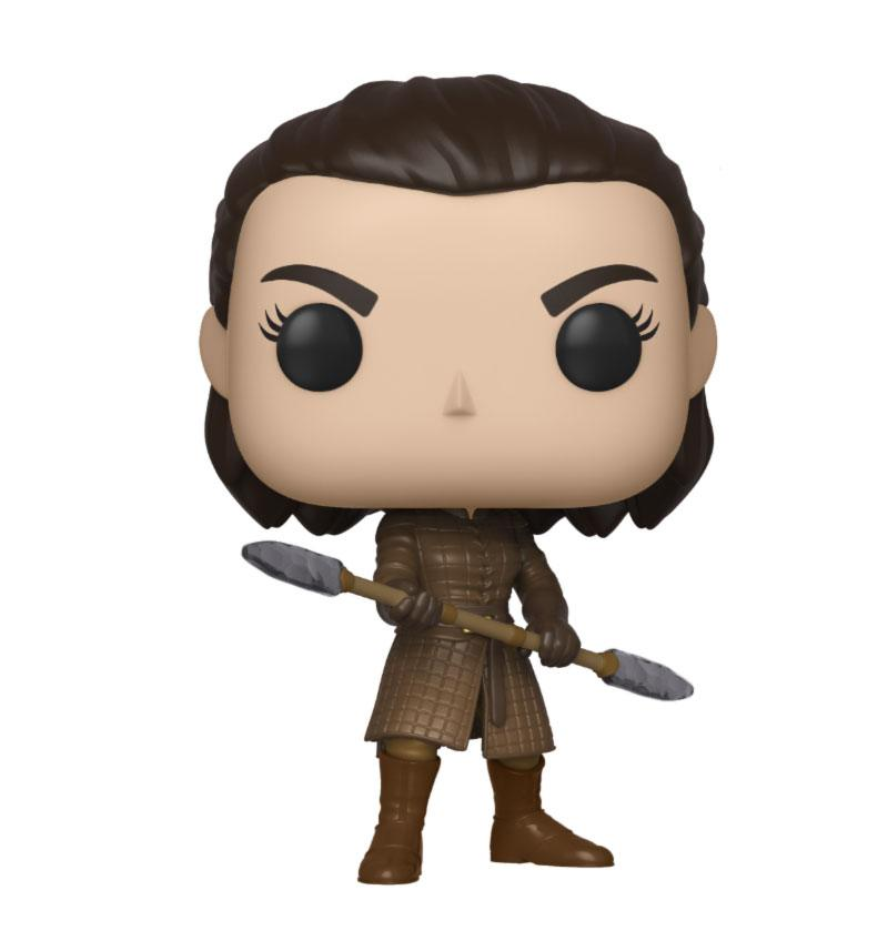 Game of Thrones POP! - figúrka Arya Two Headed Spear 9 cm