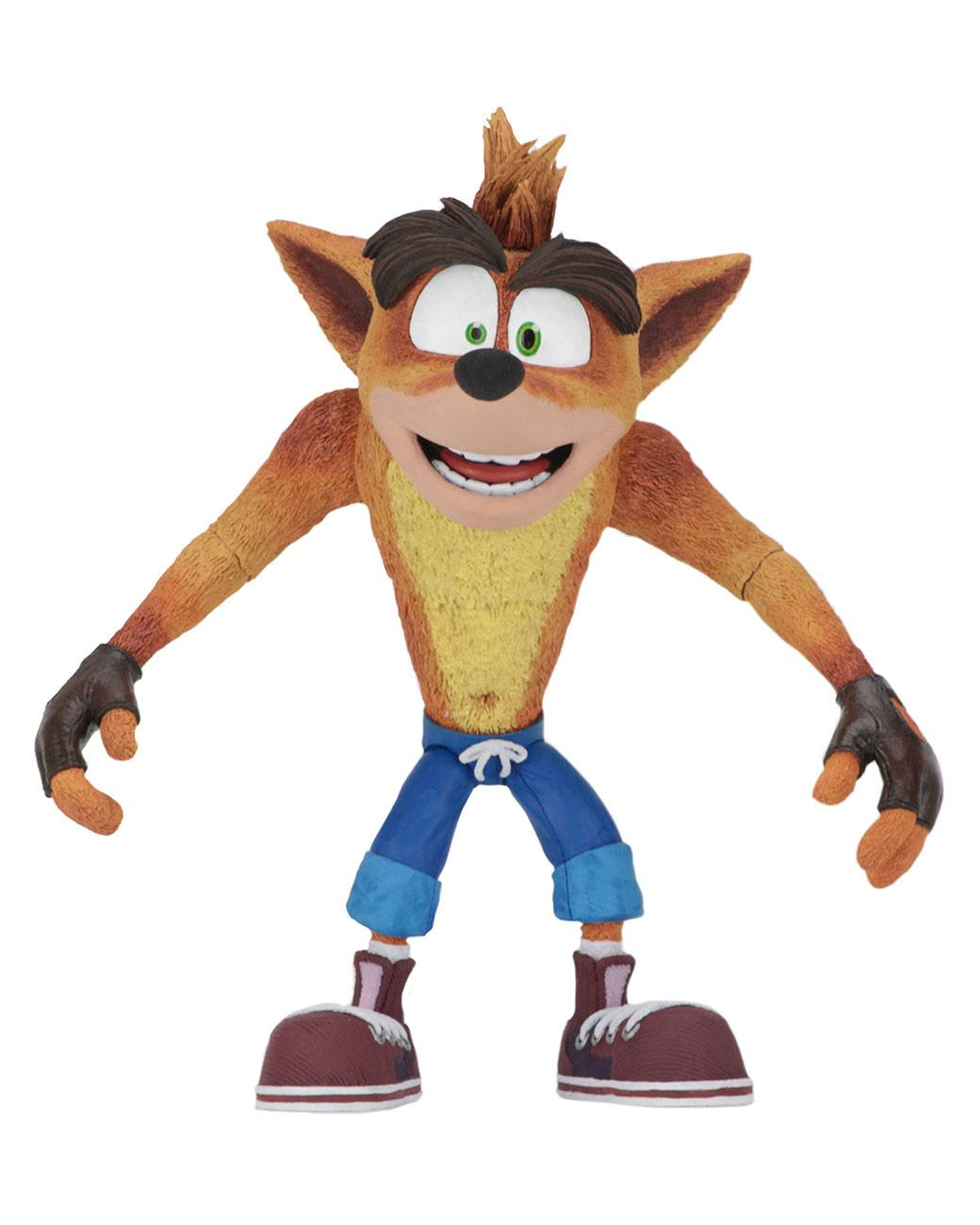 Crash Bandicoot - figúrka Crash Bandicoot 14 cm