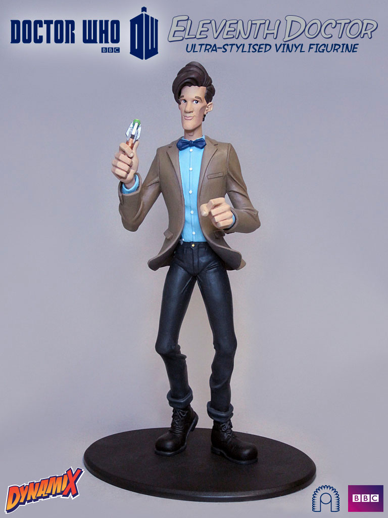 Doctor Who - soška 11th Doctor 23 cm