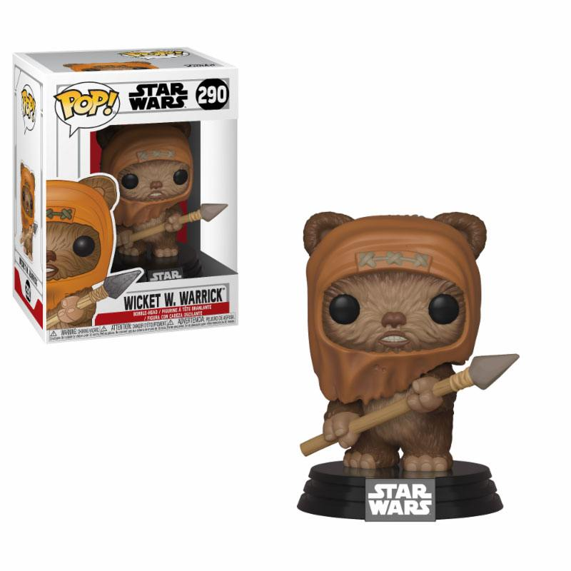 Star Wars POP! - figúrka Wicket 9 cm