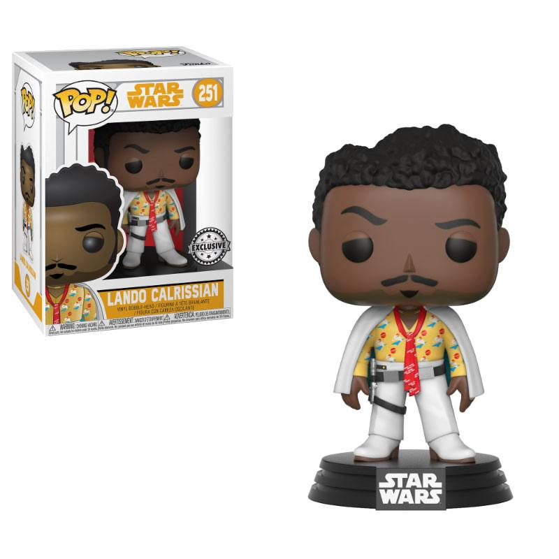 Star Wars Solo POP! - bobble head Lando 9 cm