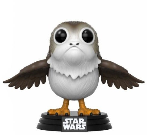Star Wars Episode VIII POP! - bobble head Porg 9 cm