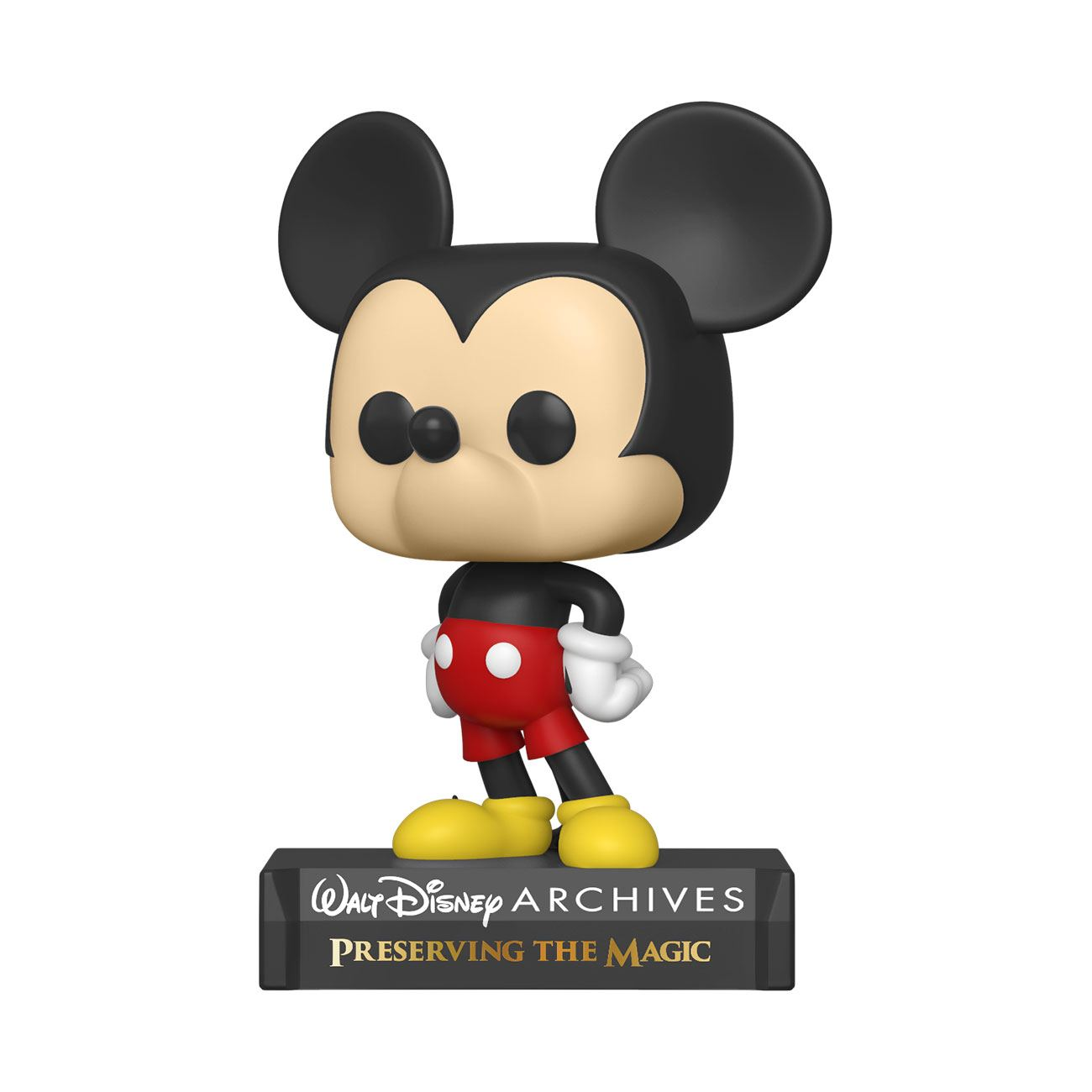 Mickey Mouse POP! - figúrka Current Mickey 9 cm