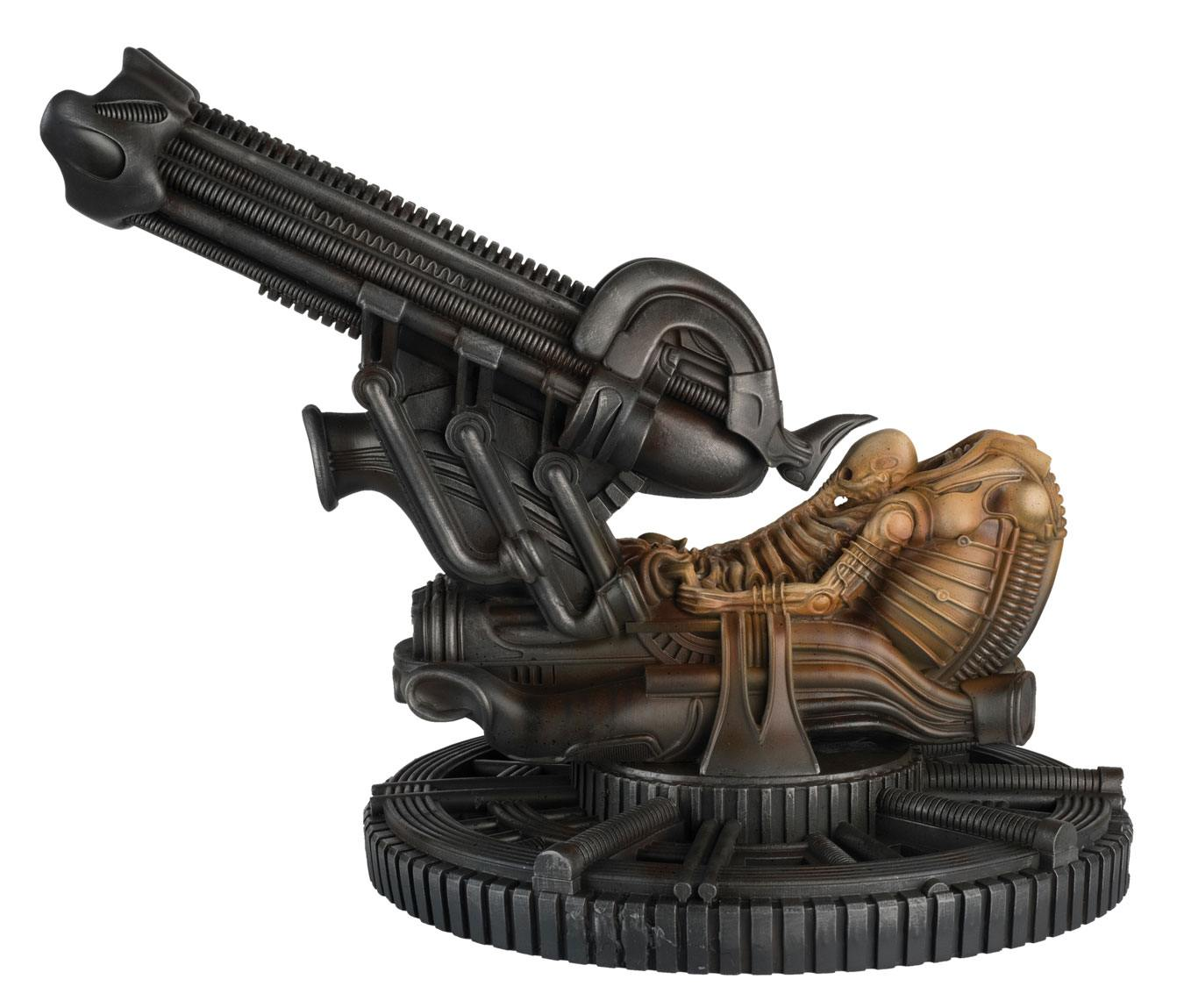 The Alien & Predator - figúrka Space Jockey 24 cm