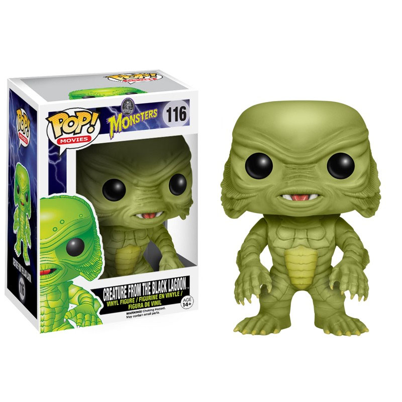 Universal Monsters POP! - figúrka Creature from Black Lagoon 10 cm