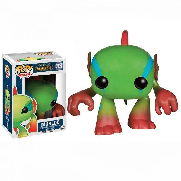 World of Warcraft POP! - figúrka Murloc 10 cm