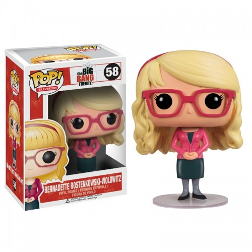 The Big Bang Theory POP! - figúrka Bernadette 10 cm