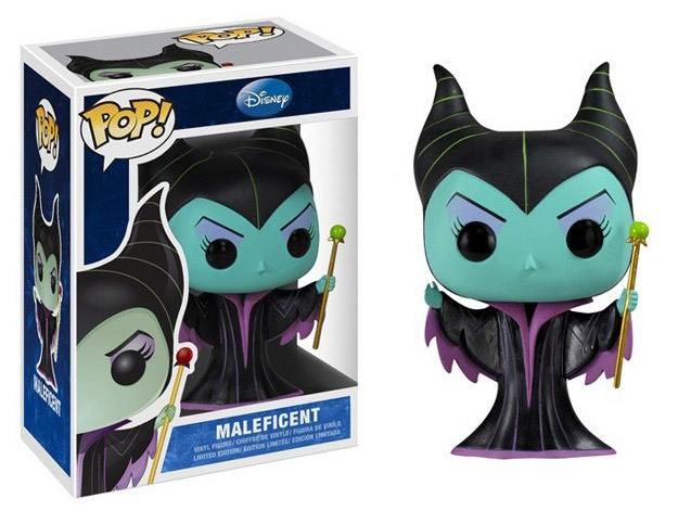 Maleficent POP! - figúrka Maleficent 23 cm