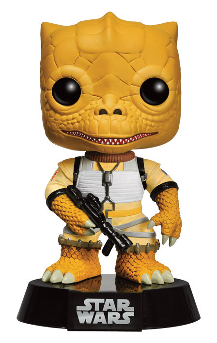 Star Wars POP! - bobble head Bossk 10 cm