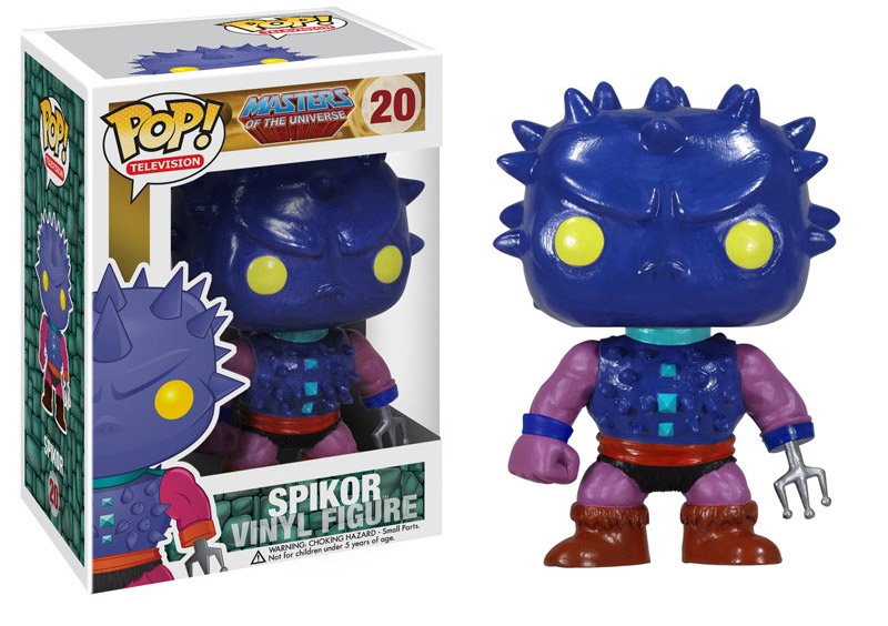 Masters of the Universe POP! - figúrka Spikor 9 cm