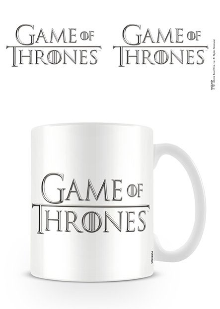 Game of Thrones - hrnček Logo 0,33l