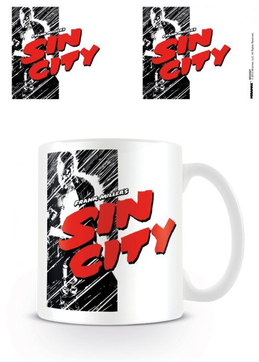 Sin City - hrnček Comic 0,33l