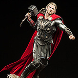 Thor The Dark World - socha Thor 56 cm