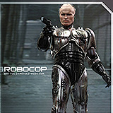RoboCop - figúrka RoboCop Battle Damaged Version 30 cm