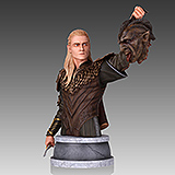 The Hobbit - busta Legolas 19 cm