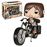 The Walking Dead POP! - figúrka Daryl Dixon's Chopper 12 cm