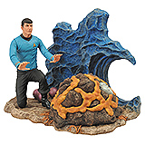 Star Trek Select - figúrka Commander Spock 18 cm