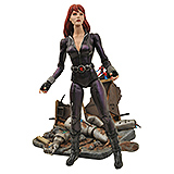 Marvel Select - figúrka Black Widow 18 cm