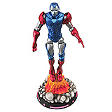 Marvel Select - figúrka What If Captain America 18 cm