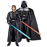 Star Wars - figúrka so zvukom Darth Vader 35 cm English Version