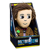 Doctor Who - plyšová figúrka 11th Doctor with sound & light 23 cm
