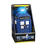 Doctor Who - plyšová figúrka Tardis with sound & light 23 cm