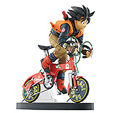 Dragonball Z Desktop Real McCoy Vol. 1 - diorama Son Goku Ver. 2.5 14 cm