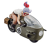 Dragonball Z 03 Desktop Real McCoy Vol. 1 - diorama Bulma 17 cm