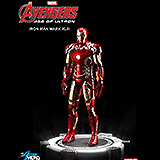 Avengers Age of Ultron - vignette Iron Man Mark XLIII Multi Pose Ver. 20 cm