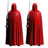Star Wars ARTFX+ - sošky Royal Guards 18 cm