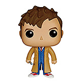 Doctor Who POP! - figúrka 10th Doctor 9 cm