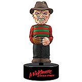Nightmare on Elm Street - body knocker Freddy 15 cm
