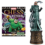 Marvel Chess Collection - figúrka a časopis #16 Doctor Octopus (Black Knight)