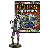 Marvel Chess Collection - figúrka a časopis  #12 The Lizard (Black Pawn)